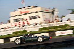 Glover trophy race: Sid Hoole - Cooper climaxT66