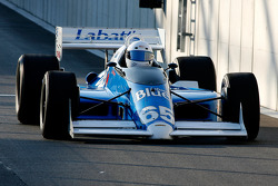 Alain De Blandre (B) Ryschka Motorsport, CART Lola Cosworth 2.8 V8 Turbo (formerly driven by J. Jones)