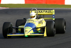 Henk De Boer (NL) Racing for Business, F1 Coloni FC188 Cosworth 3.5 V8