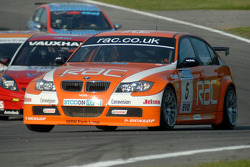 Colin Turkington leads Matt Neal