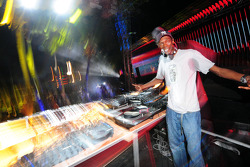 Red Bull Party at Sentosa Island: Maxi Jazz