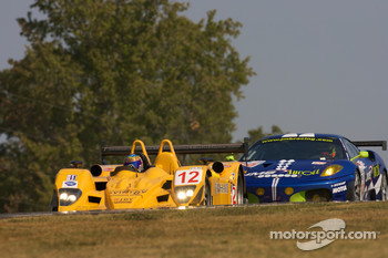 #12 Autocon Motorsports Lola B06-10 AER: Chris McMurry, Tony Burgess, Bryan Willman