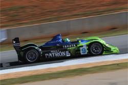 #9 Patron Highcroft Racing Acura ARX-01B: David Brabham, Scott Sharp, Dario Franchitti