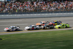 David Ragan leads the field