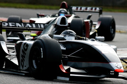 Top Speed WS Dallara Renault: #23 Ingo Gerstl,, and #22 Jens Renstrup,