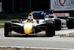 #9 Hubertus Bahlsen, IRL G-Force, #10 Frits Van Eerd, Tyrrell 026, #13 Phillip Keen, Benetton B194