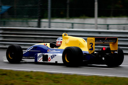 Peter Milavec, GP Racing, F1 Lola T92/50 Cosworth 3.5 V8