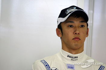 Kazuki Nakajima, Williams F1 Team