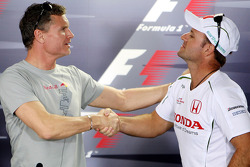 FIA press conference: David Coulthard and Rubens Barrichello