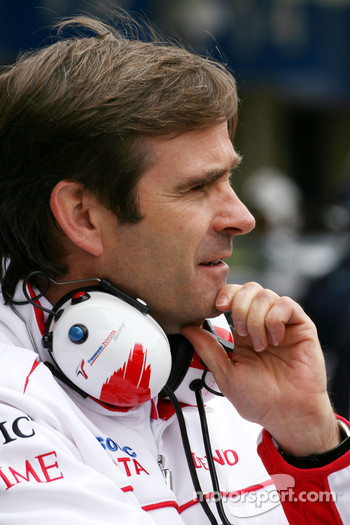 Pascal Vasselon, Toyota Racing, Senior General Manager Chassis