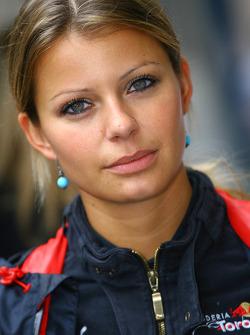 Denise de Santi, Scuderia Toro Rosso Press Officer