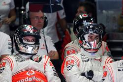 McLaren Mercedes, mechanics