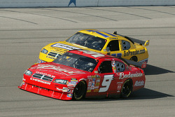 Kasey Kahne and Sam Hornish Jr.