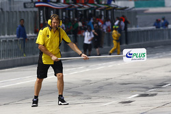 Alan Mugglestone, A1 Team Malaysia