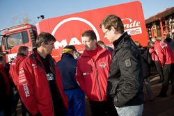 MAN Rally Team presentation: briefing