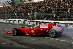 Luca Badoer, Test Driver Scuderia Ferrari