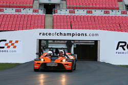 Jason Plato tries the KTM X-Bow