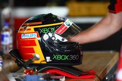 Mark Skaife's helmet (Toll Holden Racing Team Commodore VE)