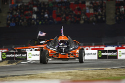 Heat, race 3: Jenson Button