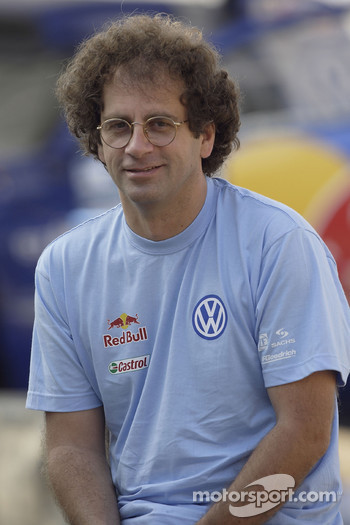 Volkswagen Motorsport: Donatus Wichelhaus, director of engine development