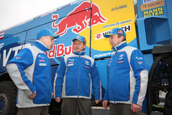 Team Kamaz Master: #501 Kamaz 4326, Vladimir Chagin, Serguey Savostin and Eduard Nikolaev