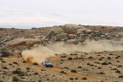 #308 Volkswagen Touareg: Mark Miller and Ralph Pitchford
