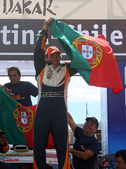 Car category podium: Francisco Pita
