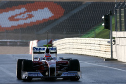 Timo Glock, Toyota F1 Team, in the new TF109