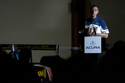 Technical presentation of the Acura ARX 02a Acura