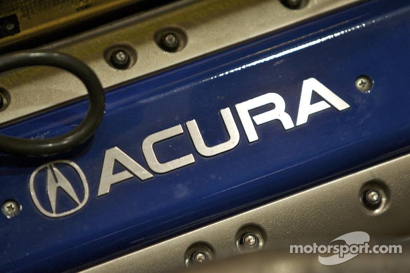 #9 Patron Highcroft Racing Acura ARX 02a Acura engine