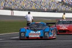 Tiga Mazda
