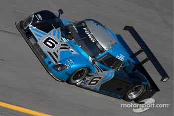 #6 Michael Shank Racing Ford Riley: A.J. Allmendinger, Ian James, John Pew, Michael Valiante