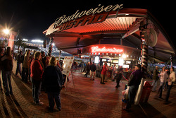 Budweiser Bistro in the Fan Zone