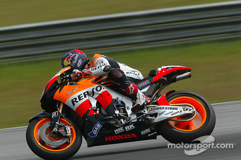 Andrea Dovizioso of Repsol Honda Team