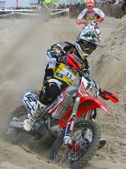 #12 Honda 450 4T: Mickael Pichon