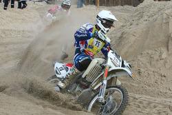 #15 Wim Motors Honda 450 4T: Christof Godrie