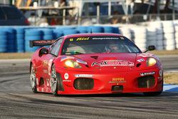 #62 Risi Competizione Ferrari F430 GT: Mika Salo, Jaime Melo, Pierre Kaffer