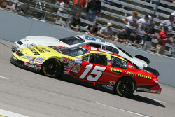 Michael Annett and Joe Nemechek