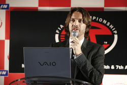 FIA-GT press conference: Stéphane Ratel