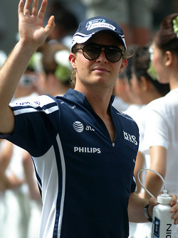 Nico Rosberg, Williams