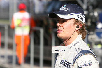 Nico Rosberg, Williams F1 Team