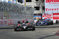 Will Power, Team Penske leads Raphael Matos, Luzco Dragon and the rest of the field