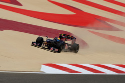 Sebastien Buemi, Scuderia Toro Rosso off the track