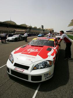 Vitantonio Liuzzi UP Team on the grid