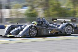 #7 DAMS Formula Le Mans 09: Gavin Cronje, Tom Dillmann