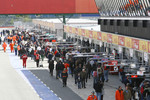 Pit walk
