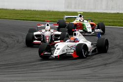 #6 P1 Motorsport: Daniil Move, #2 Tech 1 Racing: Charles Pic