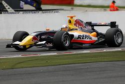 #10 Carlin Motorsport: Jaime Alguersuari