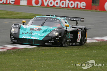 #2 Vitaphone Racing Team Maserati MC 12: Miguel Ramos, Alex Müller