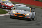 #80 Hexis Racing AMR Aston Martin V8 Vantage: Frdric Makowiecki, Stefan Mcke